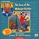 The Case of the Midnight Rustler Audiobook by John R. Erickson Narrated by John R. Erickson