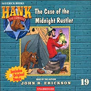 The Case of the Midnight Rustler Audiobook