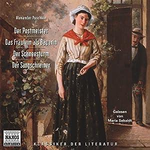 Der Postmeister Hörbuch