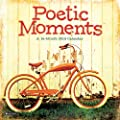 Orange Circle Studio 2014 Wall Calendar, Poetic Moments (51107)