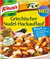 Knorr Fix für Griechischen Nudel-Hack-Auflauf, 10er Pack (10 x 45 g) von Knorr auf Gewürze Shop