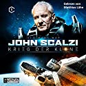 Krieg der Klone (Krieg der Klone 1) Audiobook by John Scalzi Narrated by Matthias Lühn