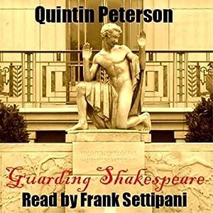 Guarding Shakespeare Audiobook