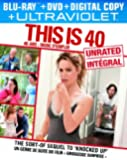 This is 40 [Blu-ray + DVD + Digital Copy + UltraViolet] (Bilingual)