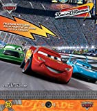 Disney CARS 2010 WALL CALENDAR with Sound