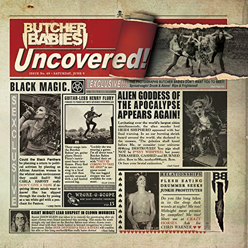 Butcher Babies-Uncovered-CDEP-FLAC-2014-FORSAKEN Download