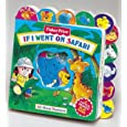 If I Went on Safari: All about Numbers (Fisher-Price Little Tab Playbook) Susan Hood and Francese Rigol