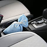 Bamboo Charcoal Air Freshener Purifier - Natural Odor Eliminator for Home, Car and Office(Blue) 100% Satisfaction Guaranteed!