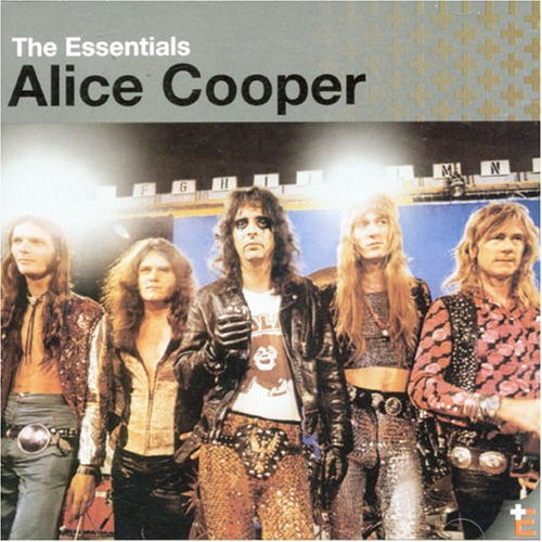 The Essentials: Alice Cooper artwork