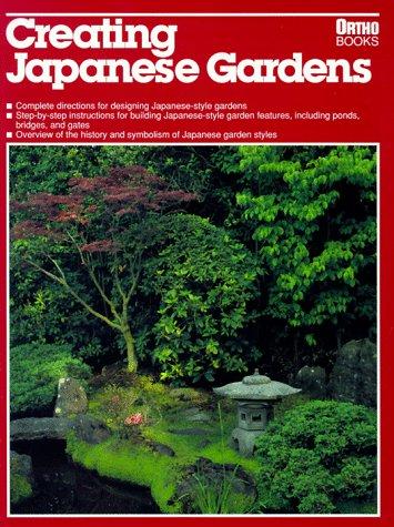 Creating Japanese Gardens (5418), Alvin Horton, Cedric Crocker