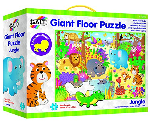 "Galt Giant 36"" Floor Puzzle - Jungle"