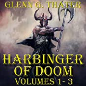 Harbinger of Doom (Epic Fantasy Three Book Bundle) | Glenn G. Thater