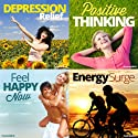 Burst Out of Depression Hypnosis Bundle: Beat the Blues & Bounce Back, Using Hypnosis
