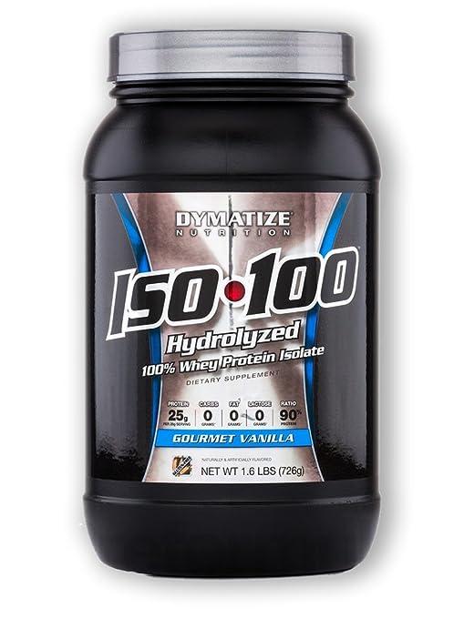 Dymatize ISO 100 Hydrolyzed - 1.6 lb Gourmet Vanilla