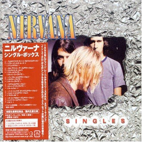 Nirvana - Singles Box Set - Zortam Music