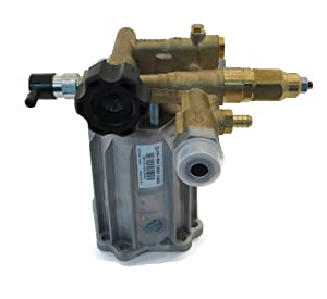 Annovi Reverberi Pressure Washer Replacement Pump, 2.5 Max GPM, 3000 PSI, RMV25G30-EZ, Easy Start