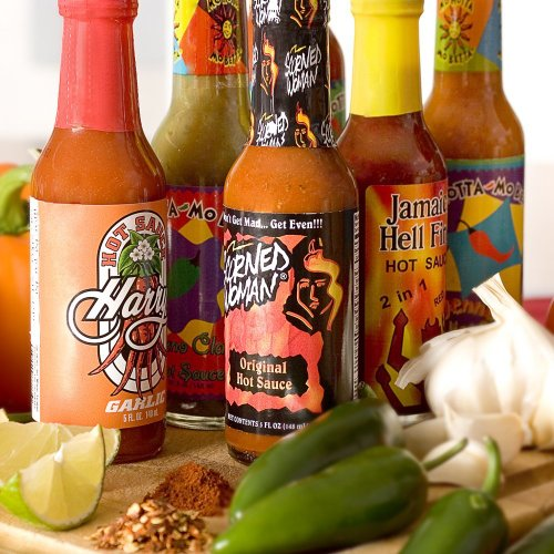 Gourmet Hot Sauce of the Month Club - 12 Months