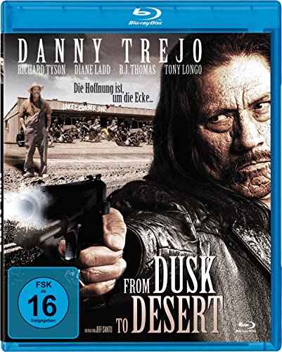 From Dusk to Desert - Jake's Corner (Blu-ray)