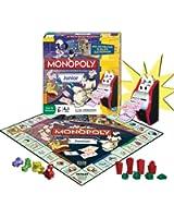 Hasbro - 27110 - Jeu de Stratégie - Monopoly Junior Electronique