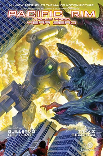 Pacific Rim Tales From Year Zero [Travis Beacham] (Tapa Dura)