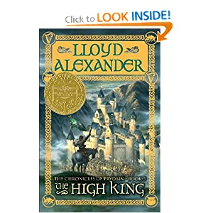 The High King (The Chronicles of Prydain)