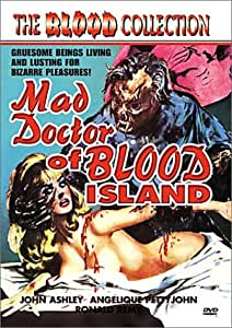 Mad Doctor of Blood Island [DVD] [1969] [Region 1] [US Import] [NTSC]