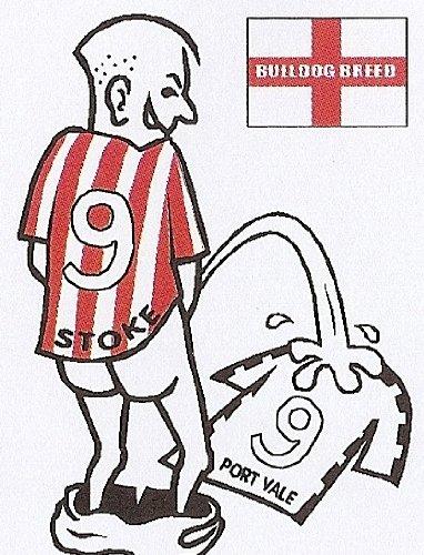 stoke-on-port-vale-wee-on-car-sticker
