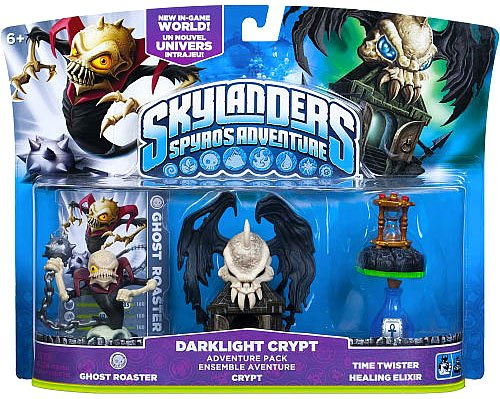 Skylanders Adventure Pack - Darklight Crypt