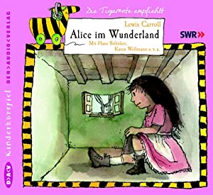 alice im wunderland 1 audio cd lewis carroll. Black Bedroom Furniture Sets. Home Design Ideas