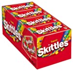 Skittles Fruits Beutel, 7er Pack (7 x...