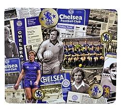 Chelsea F.C. Mouse Mat Retro