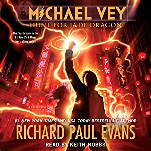 Hunt for Jade Dragon: Michael Vey, Book 4 | [Richard Paul Evans]