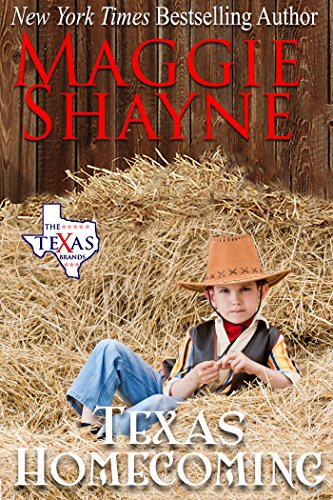 Angel Meets the Badman by Maggie Shayne ~ The Texas Brand # 8 ~ Paperback Book