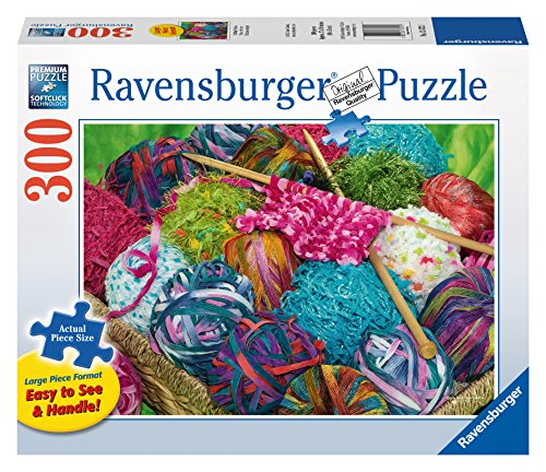 Knitting Notions Large Format Puzzle (300-Piece)