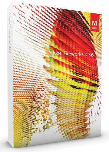 Adobe Fr Retail Fireworks CS6  Win - 1 User