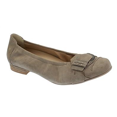 Desiree sEMLER d 2158-040 ballerines femme-chaussures en matelas grande taille