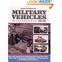 Standard Catalog of U.S. Military Vehicles, 1940-1965