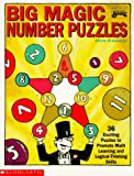 img - for Big Magic Number Puzzles (Grades 2-6) book / textbook / text book