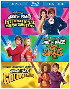 Amazon.com: Austin Powers Triple Feature (International Man of Mystery