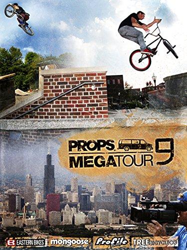 Props BMX: Megatour 9