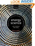 Energy Science: Principles, technolog...