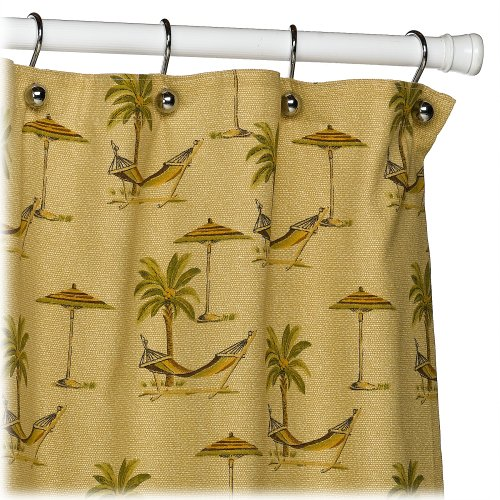 Croscill Ladera Shower Curtain - Shower Curtains Outlet Shower ...