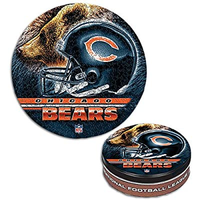 Bears WinCraft NFL Team Puzzle