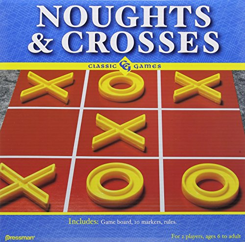 Pressman Noughts & crosses