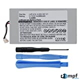 MPF Products 930mAh LIP1412 Battery Replacement Compatible with Sony PSP GO PSPgo Playstation Portable PSP-N1000, PSP-N1001, PSP-N1002, PSP-N1003, PSP-N1004 with Installation Tools