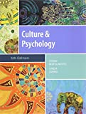 img - for Culture and Psychology (PSY 399 Introduction to Multicultural Psychology) book / textbook / text book