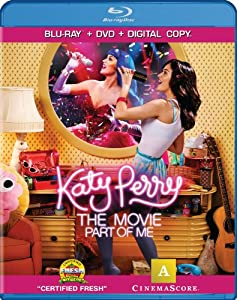 Katy Perry The Movie: Part of Me (Two-Disc Blu-ray/DVD Combo + Digital Copy)