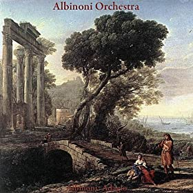 Adagio for Strings and Organ in G Minor