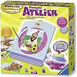 Ravensburger - A1503393 - Fantastic Atelier Numéro Art