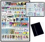Goldhahn 50 komplette Motivsätze plus 16 Seiten Großformat Album - Briefmarke...